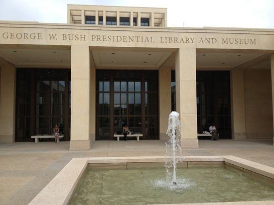 The George W Bush Presidential Library And Museum
