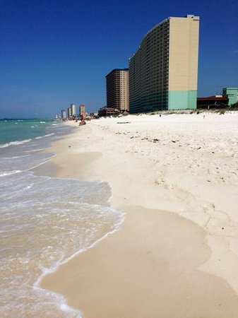 Wyndham Vacation Resorts Panama City Beach: Rooms with a view! Yea!