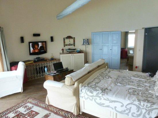 Beyaz Yunus Hotel: Unsere Suite Nr.7