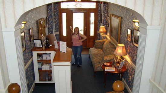James Gettys Hotel: James Gettys Lobby