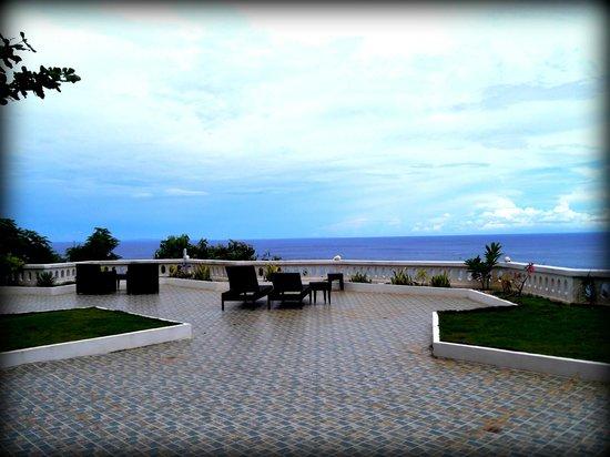 Argonauta Boracay: our own veranda