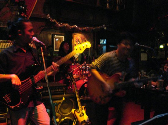 Saxophone Pub: 31-12-2012
