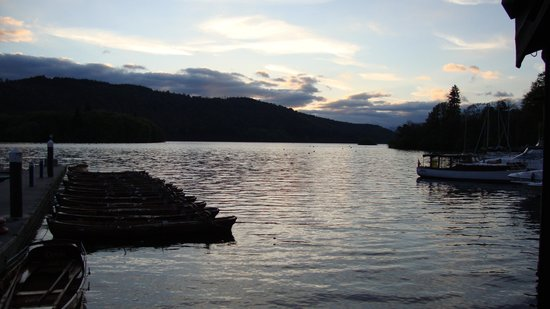 Invergarry Guest House: Lake Windermere