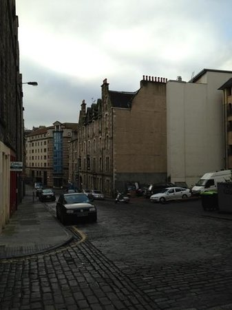 Safestay Edinburgh : Hostel