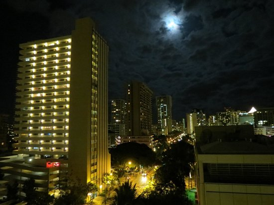 Waikiki Gateway Hotel: View