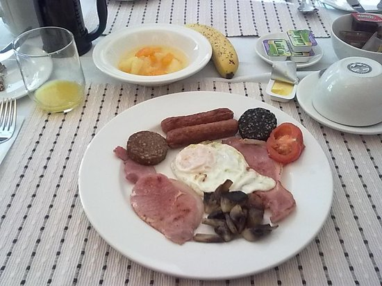 Creedon's Bed & Breakfast: Full Irish breakfast