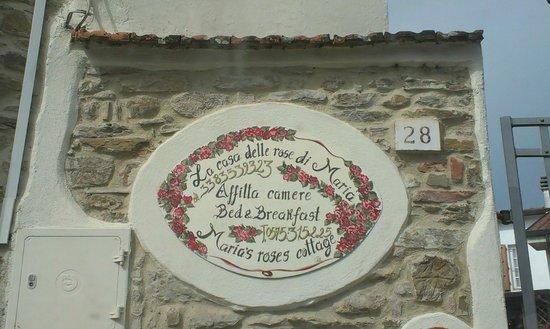 La Casa delle Rose di Maria: Very cute design!