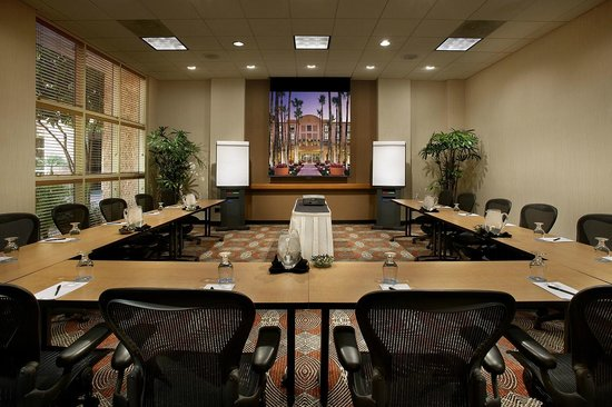 Tempe Mission Palms Hotel and Conference Center: Meeting Room