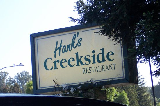 Hank's Creekside Cafe: where to eat in Santa Rosa