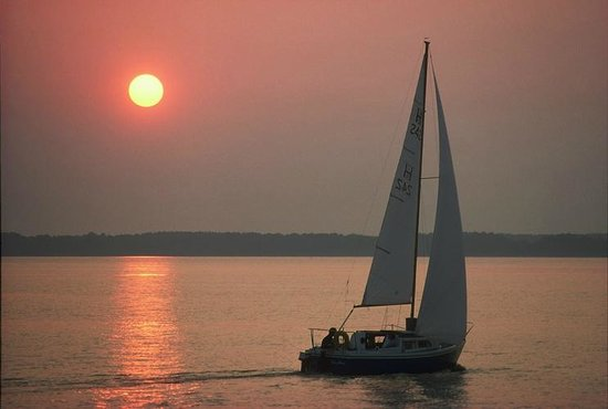 South Carolina: Sunset Cruise on Lake Murray, SC