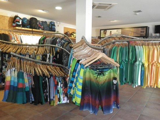 Sagres Natura Surf Camp School & Shop: Sagres Natura Surf Shop - Clothes