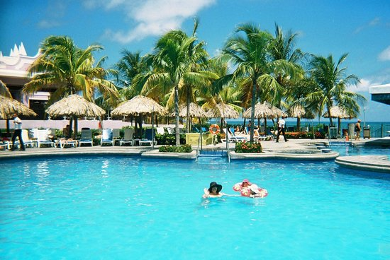Hotel Riu Montego Bay: Pool area