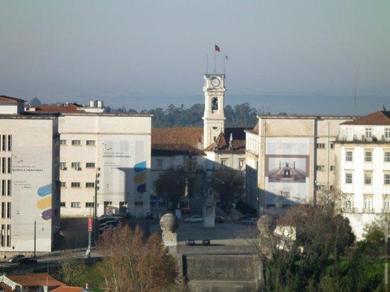 Pensao Residencial Antunes: University of Coimbra