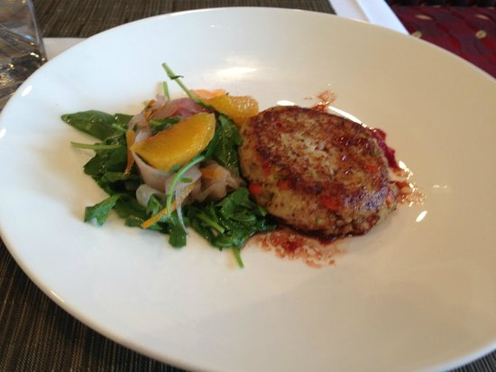 Granite Restaurant and Bar : Crab Cake
