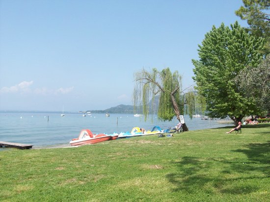 Sportsman Hotel: lake garda