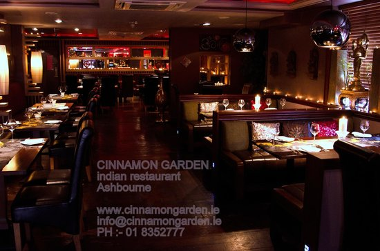 The Cinnamon Garden: CINNAMON GARDEN Indian Restaurant