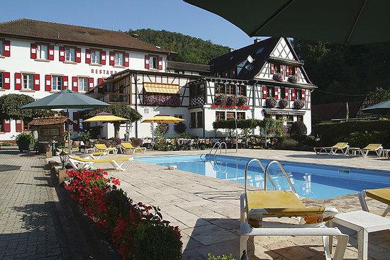 Photo of Hotel Restaurant Cheval Blanc Niedersteinbach