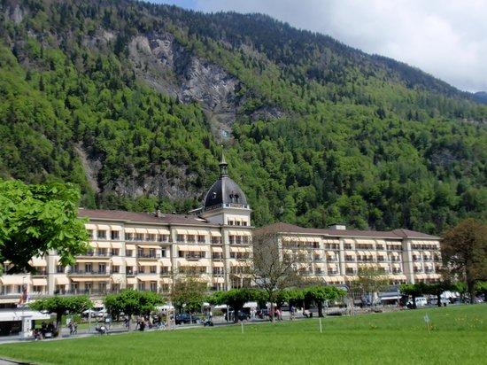 Victoria Jungfrau Grand Hotel & Spa : HOTEL