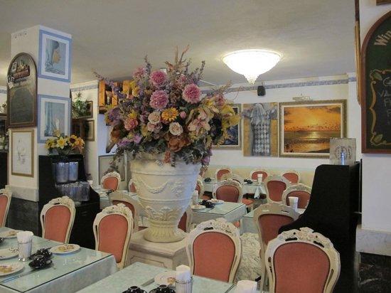 Hotel Biagiotti : La sala da pranzo