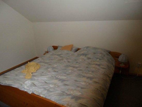 Pullmancity Fereienpark Komfort-Appartements: Eines der beiden Doppelzimmer