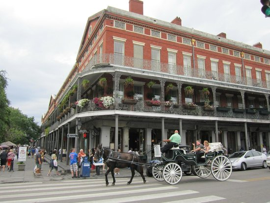 Hampton Inn & Suites New Orleans Downtown (French Quarter Area): French Quarter