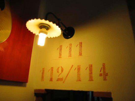 Hotel Biagiotti : Nei corridoi