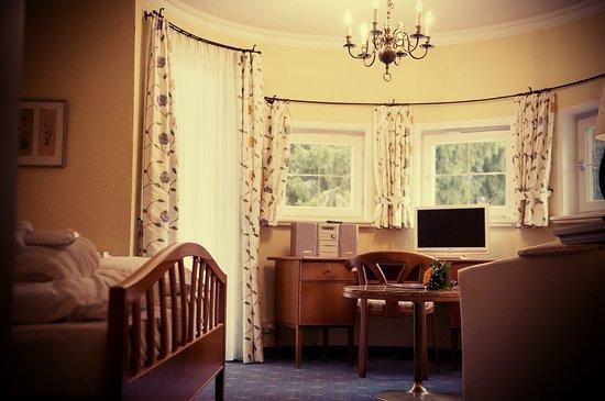Hotel Langenwaldsee: Doppelzimmer Waldseite
