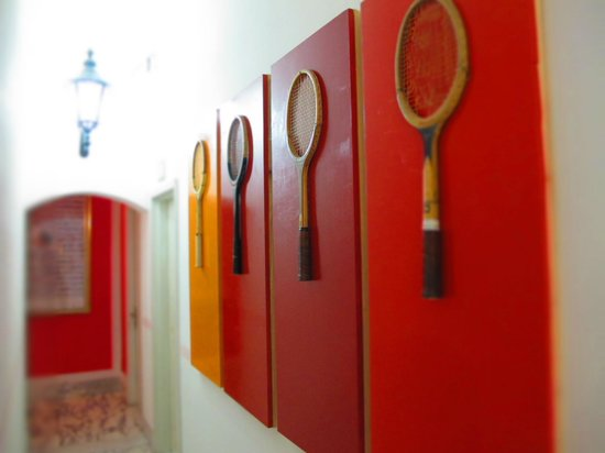 Hotel Biagiotti : Un corridoio