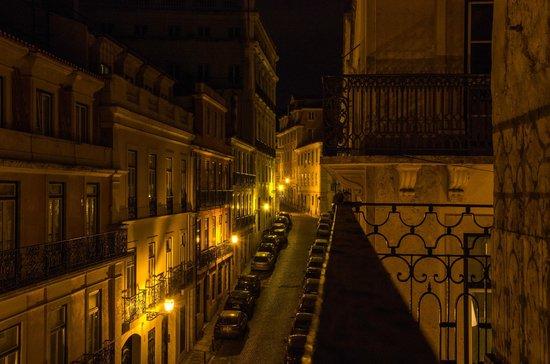 B&B ZUZABED: sfeerbeeld vanaf het balkon
