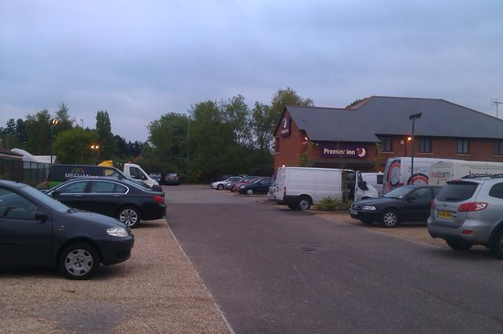 Premier Inn Ipswich South East Hotel: premier inn