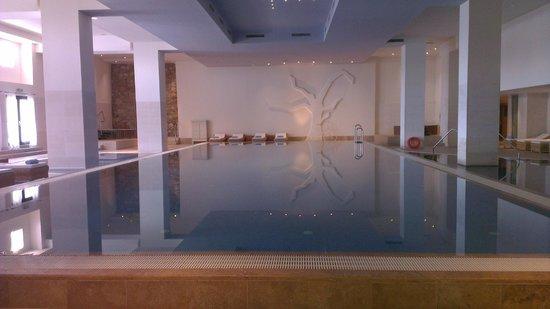 Hotel Excelsior Dubrovnik: Indoor pool