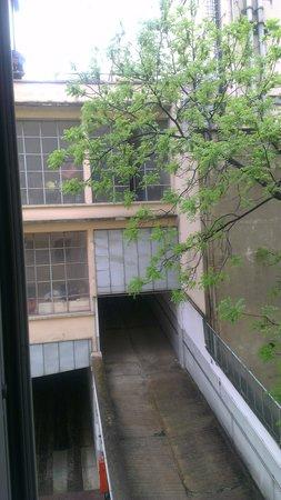 Monopole de la Gare: View from the room