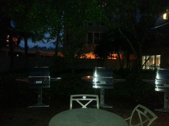 Marriott's Ocean Pointe: Pompano Grill Area