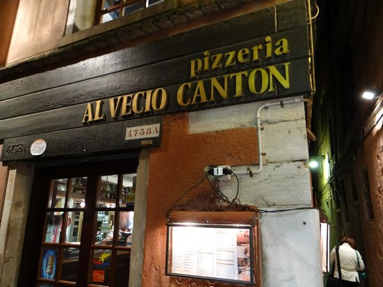 Al Vecio Canton : recommandé à juste titre par evenise .com