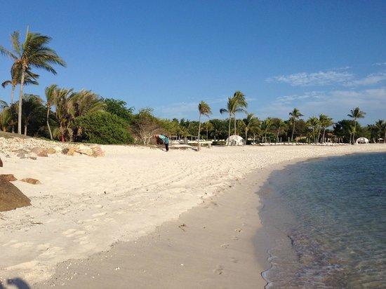 The St Regis Punta Mita Resort Beach At