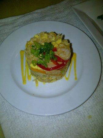 Bohemia Restaurant: Arroz Chaufa
