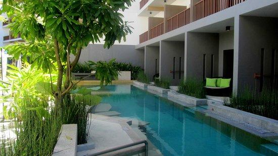 Deevana Plaza Krabi Aonang: 1 vue piscine