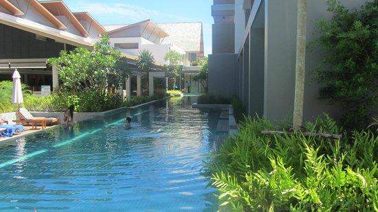 Deevana Plaza Krabi Aonang: 2 vue chambre