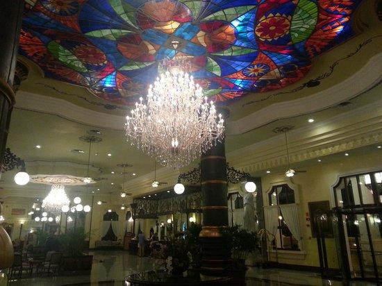 Hotel Riu Palace Punta Cana : El Lobby