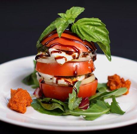 Intermezzo Restaurant: Tomato Salad