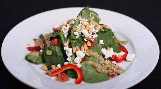 Intermezzo Restaurant : Spinach Salad