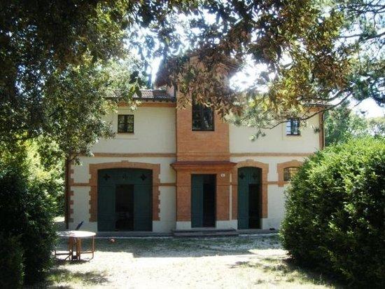 Agriturismo di Villa Mongalli: Agriturismo in estate
