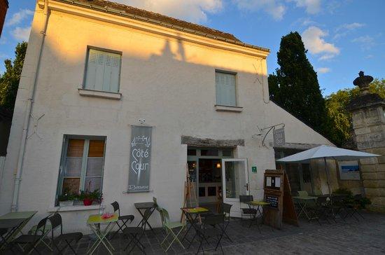 Restaurant Coté Cour : Cote Cour Restaurant
