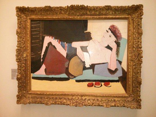 Musée de l'Orangerie : Painting by Pablo Picasso