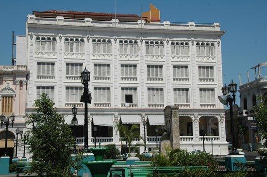Hotel Casa Granda Restaurant: L'hôtel