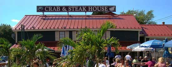 ‪St. Michaels Crab & Steak House‬