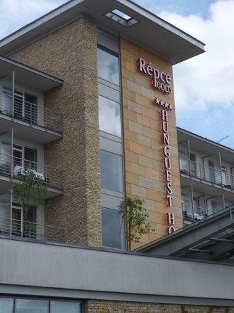 Hunguest Hotel Repce Gold: hotel