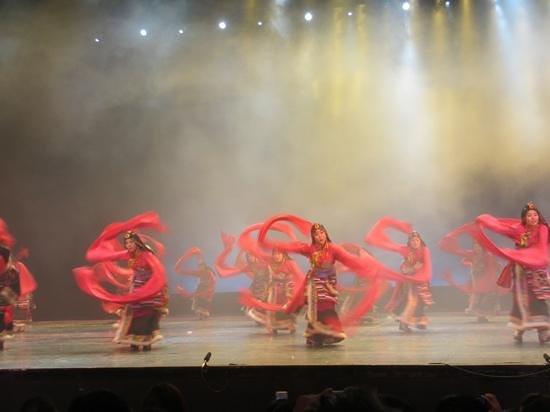 Jiuzhaigou National Arts Center: Add a caption