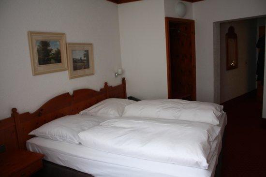 Steichele, Hotel Restaurant Weinstube: habitacion doble