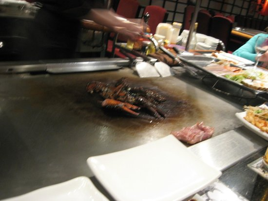 Ginza: Lobster